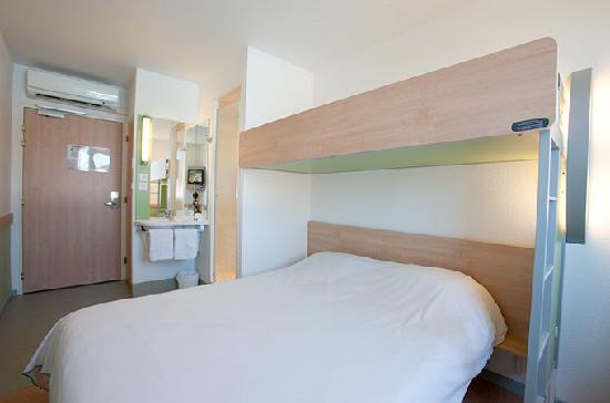 Chambre Etap hotel Lyon l'isle d'abeau