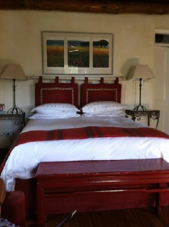 The Garden House: Ein Bett zum träumen im Gardenhaus