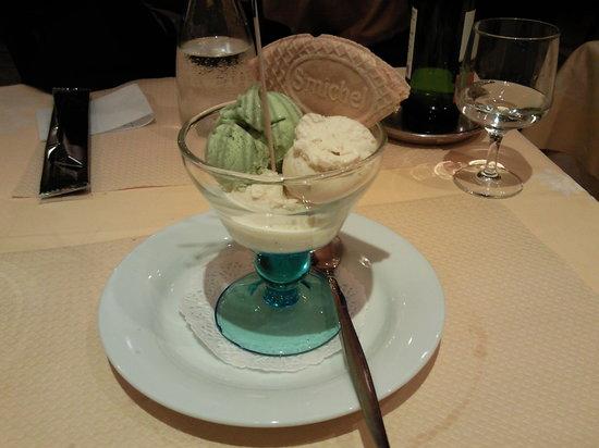La Baie D'Amalfi : dessert