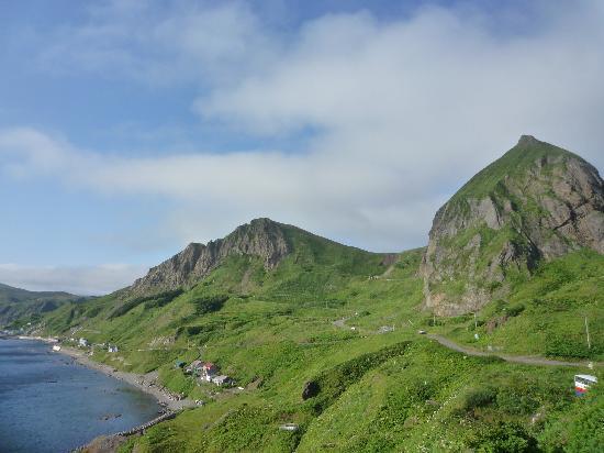Rebun Island: 桃台