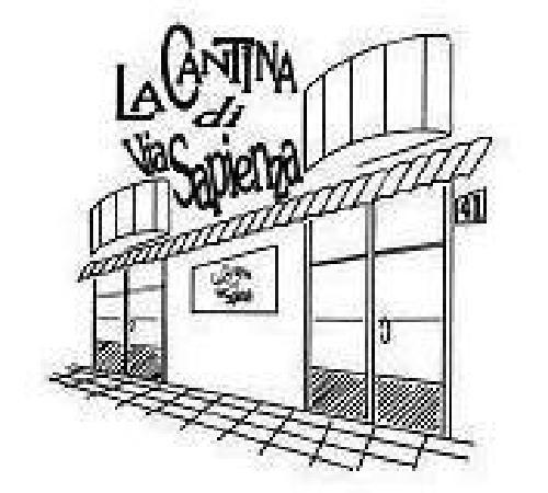La Cantina di Via Sapienza: logo