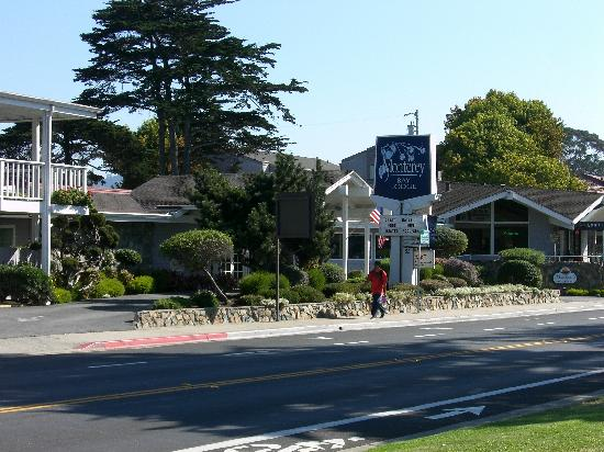 Monterey Bay Lodge: Hotel
