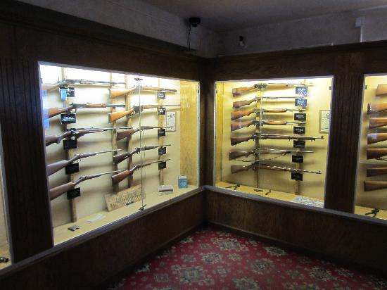 Winchester Gun Collection Picture Of Winchester Mystery