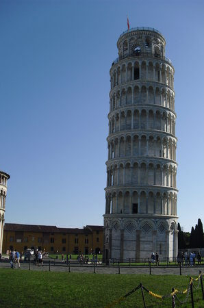 Shore Excursions in Italy - Day Tours: Pisa Leaning Tower