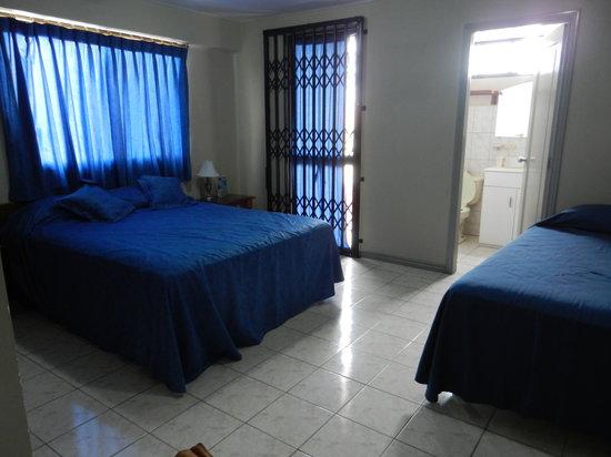 Hotel Chipipe: Bedroom