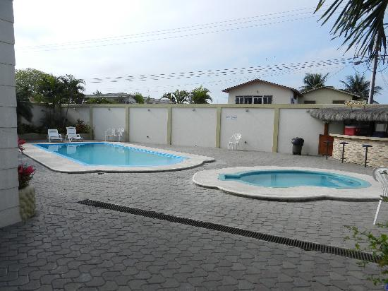 Hotel Chipipe: Pool Area