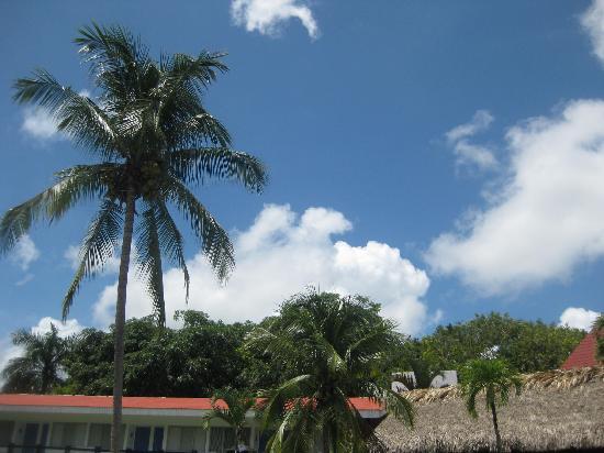 Hotel Misión Palenque: Zona Habitaciones
