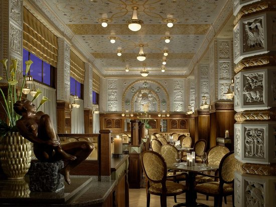Art Deco Hotel Imperial: Cafe Imperial