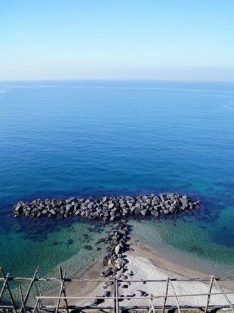 Vico Equense, Italia: il mare di dicembre