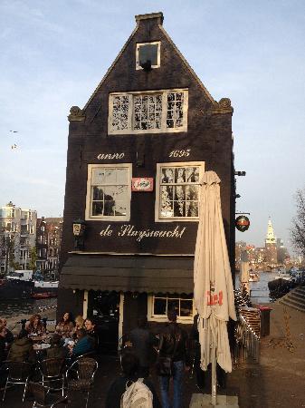 Cafe De Sluyswacht : Front of bar