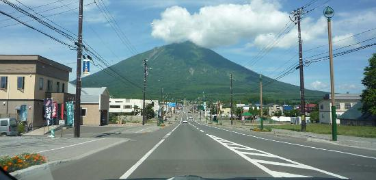 Yoteizan : 夏の羊蹄山って初めて