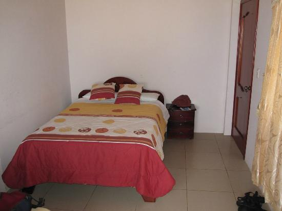 Casa Los Delfines: Matrimonial Room #7 with 2 Beds