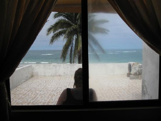 Casa Los Delfines: Room #7 View & Adjacent