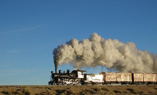 Ely, NV: Train