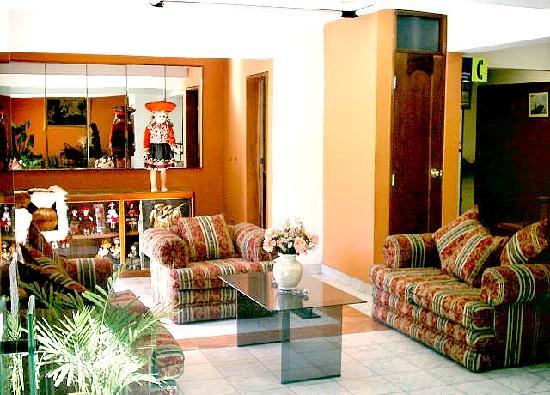Q'Armenq'a : sala de espera