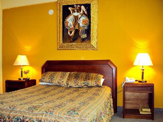 Q'Armenq'a : habitación matrimonial