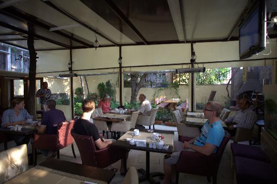 Sultanahmet Park Hotel: GARDEN