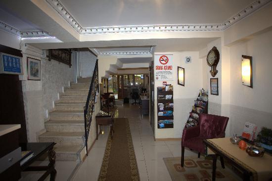 Sultanahmet Park Hotel: LOBBY
