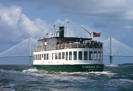‪Charleston Harbor Tours‬