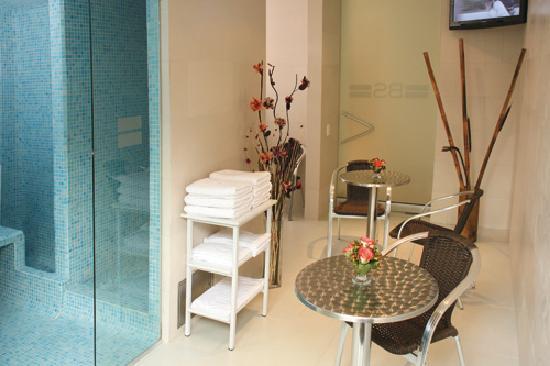 Blue Suites Hotel: Spa BSH