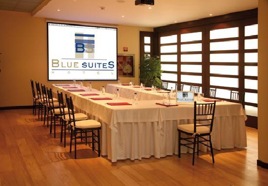 Blue Suites Hotel: Salon Blue BSH