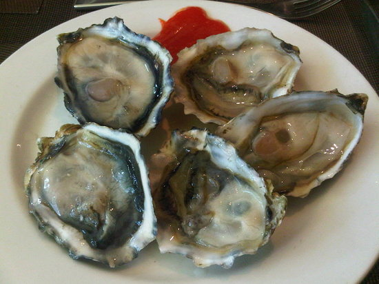 Satoo: big fat oysters taste better than they look