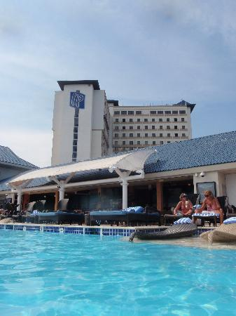 IP Casino Resort Spa - Biloxi: Pool during the day