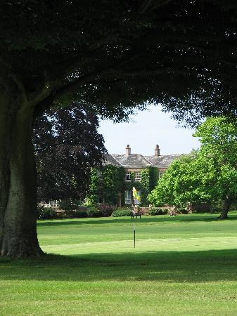 Taunton, UK: 9-Hole Golf Course