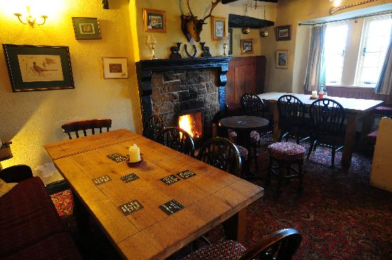 Packhorse Inn: The Lounge