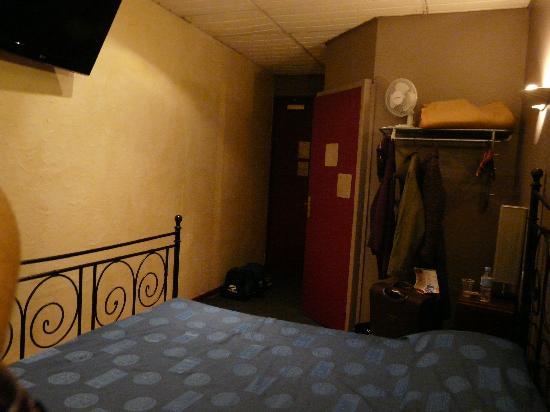 Le Boulevardier : Room 2 (chocolate room)