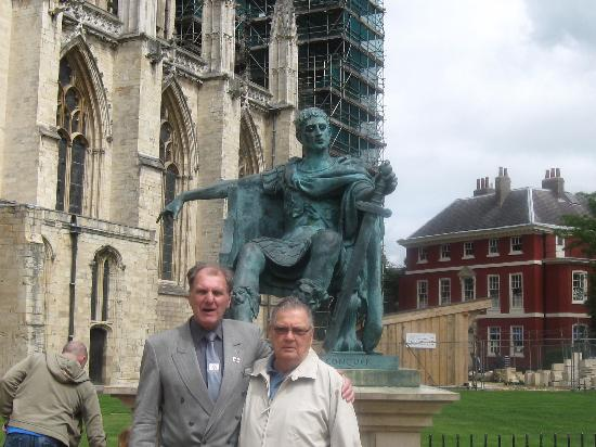 Complete Yorkshire: Alan and Bill