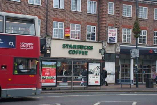 Hammersmith Restaurants Near Apollo