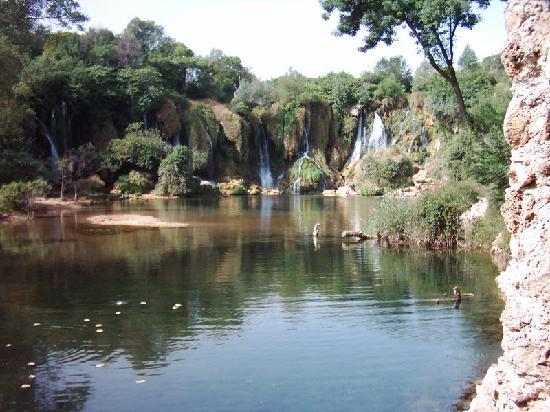 Medjugorje: River KRAVICA