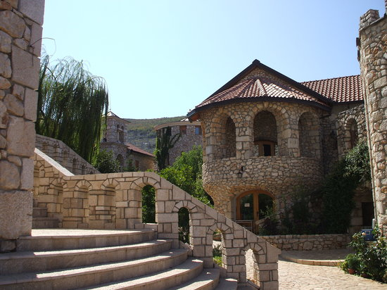 Medjugorje, Bosnie-Herzégovine : Nancy and Patricks castle