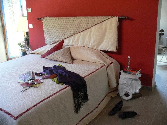 Casa Isabella: Rosso room