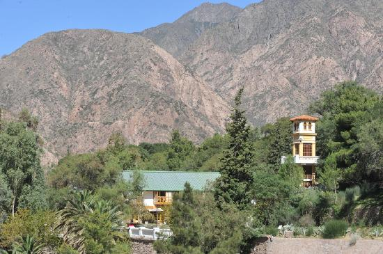 Termas Cacheuta - Entorno Montaña