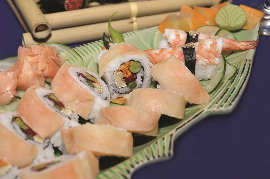 Por Que No: The freshest, tastiest sushi in town