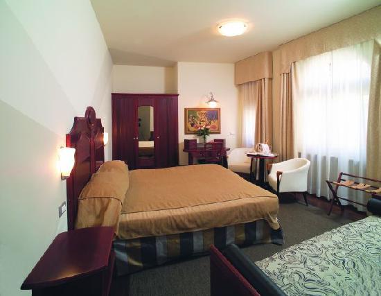 Hotel La Rosetta: Camera matrimoniale