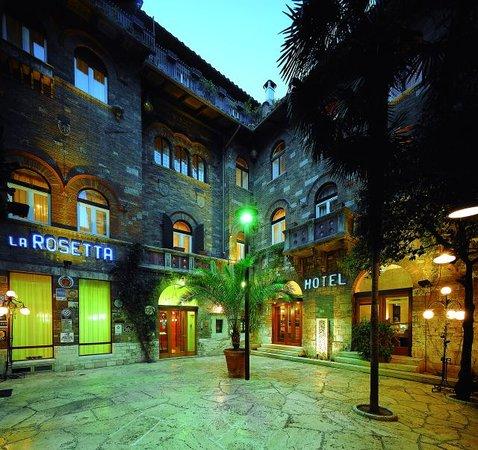 Hotel La Rosetta: Ingresso principale
