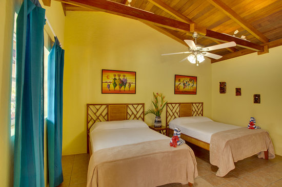 Parrot Cove Lodge: Double room available