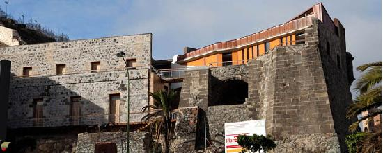 Parque de San Telmo: Castillo de Mata