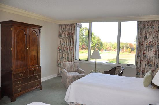 the Inn at Houndslake double bedroom
