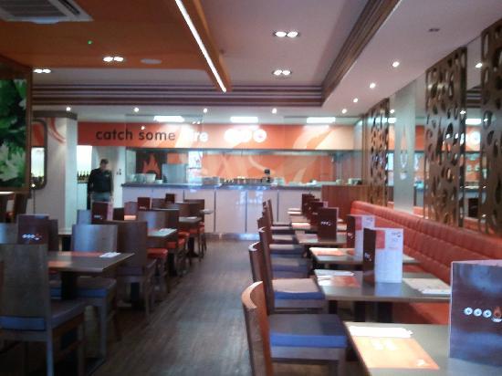 Asian food Nasi Goreng - Traveller Reviews - Mao Dundrum