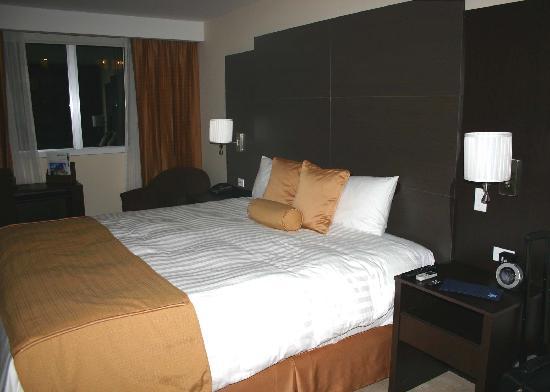 Wyndham Garden Panama City: Habitación