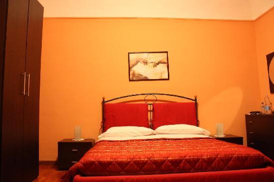 Bed & Breakfast Tropical: La habitación
