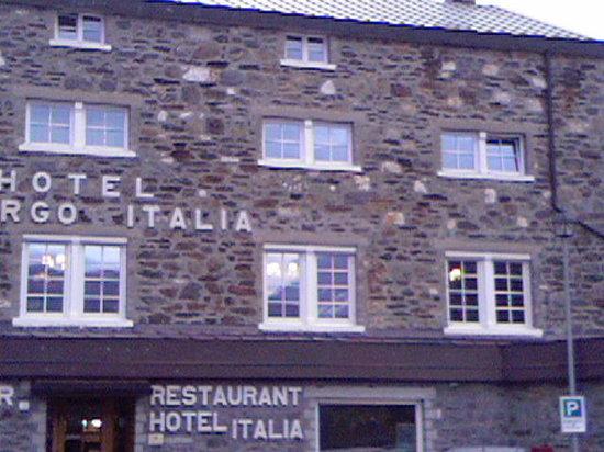 Ristorante Hotel Italia: ristorante albergo Italia