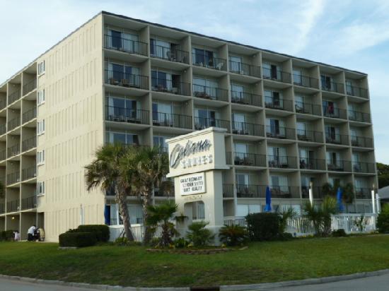 Cabana Ss Inn Bw Premier Collection Exterior