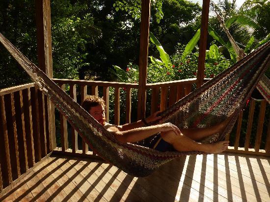 Mariposa Lodge: Mariposa hammock