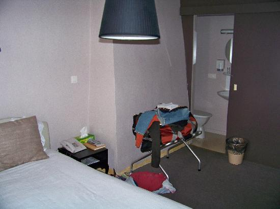 Hotel Cordoeanier: one quick photo of the room