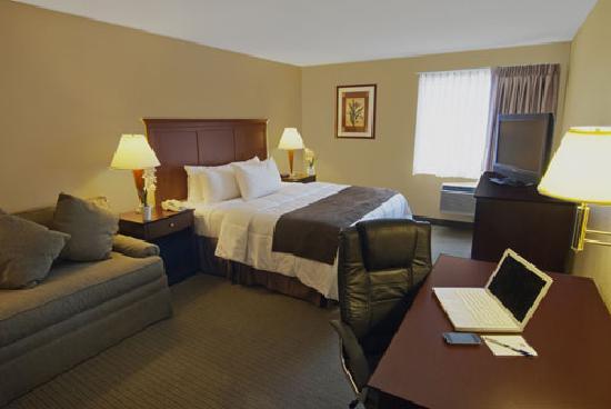 BEST WESTERN McCarran Inn: Best Western McCarran - Suite